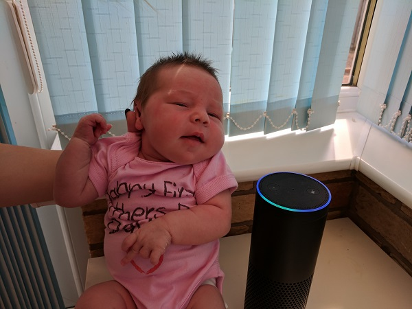 how a smart home can help with a new born baby